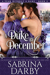A Duke by December (A Year Without A Duke, #5)