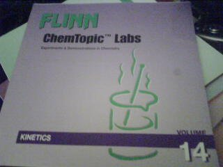 FLINN Chemtopic Labs-KINETICS (CHEMTOPIC LABS-Experiments and Demonstrations in Chemistry, 14)