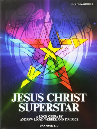 Jesus Christ Superstar (Piano, Vocal)