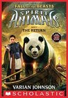 Download ebook The Return (Spirit Animals: Fall of the Beasts, #3) by Varian Johnson