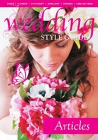 Wedding Style Guide Magazine (Articles Look Book)