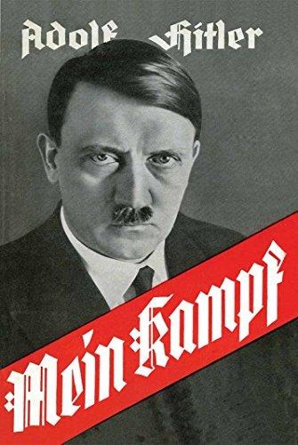 Mein Kampf (Illustrated) (English Translation Edition) (Adolf Hitler) (World War 2)