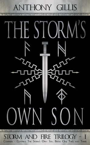 The Storm's Own Son series by Anthony Gillis thumbnail