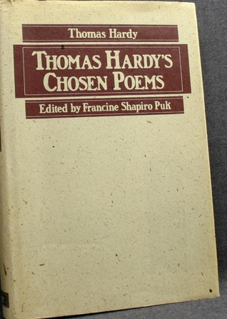 Thomas Hardy's Chosen Poems