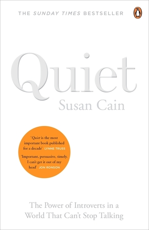 Quiet The Power Of Introverts In A World That Cant Stop Talking By