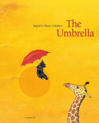 The Umbrella by Ingrid Schubert