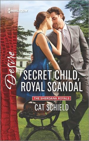 Secret Child, Royal Scandal (The Sherdana Royals #3)