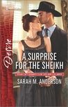 A Surprise for the Sheikh by Sarah M. Anderson