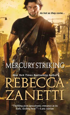 Mercury Striking (The Scorpius Syndrome, #1)