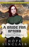 A Bride for Spring by Hope  Sinclair