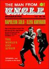 The Man From U.N.C.L.E. Magazine (vol. 1, no. 4, May 1966)