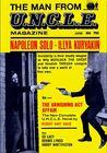 The Man From U.N.C.L.E. Magazine (vol. 1, no. 5, Jun. 1966)