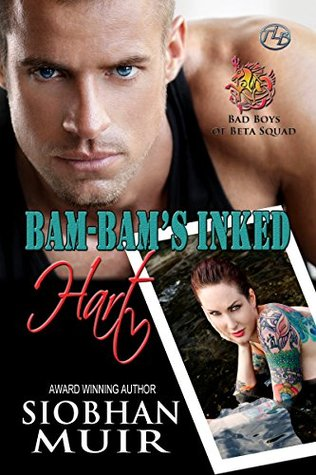 Bam-Bam's Inked Hart by Siobhan Muir
