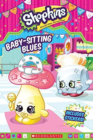 Shopkins Comic Stories #1 with Stickers