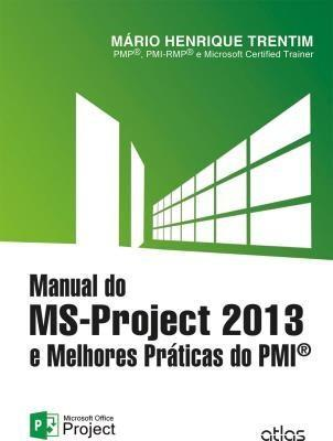 Manual do MS-Project 2013