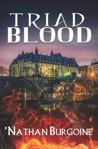 Triad Blood (Triad Blood, #1)