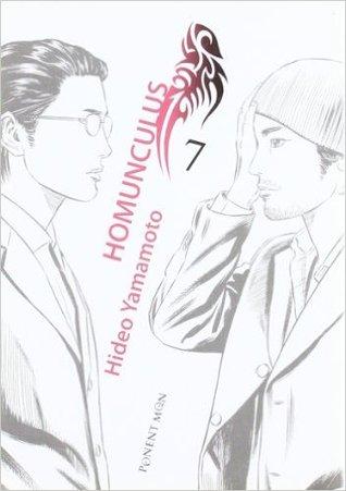 Ebook Homunculus 7 by Hideo Yamamoto read!