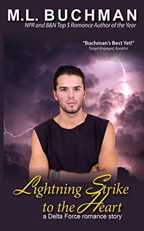 Lightning Strike to the Heart (Delta Force #1.5)
