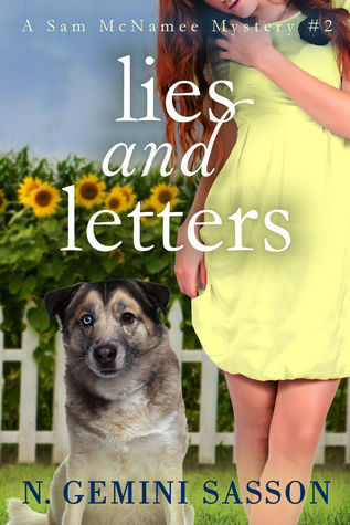 Lies and Letters (Sam McNamee Mystery, #2)