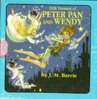 "Little Treasury of ""Peter Pan and Wendy"""