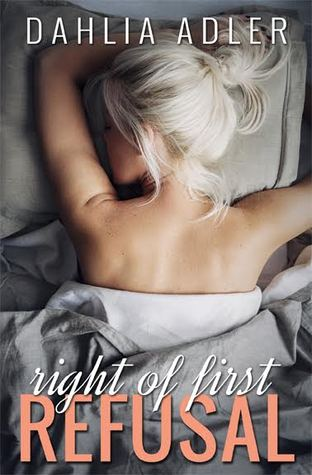 Right of First Refusal (Radleigh University, #2)