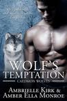 Wolf's Temptation (Caedmon Wolves #7)