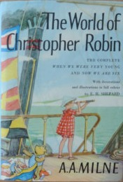 Ebook The World of Christopher Robin: The Complete When We Were Very Young and Now We Are Six by A.A. Milne PDF!