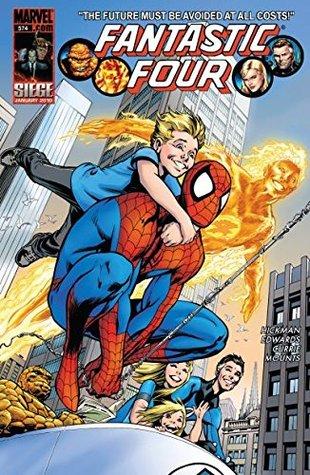 Fantastic Four (1998-2012) #574