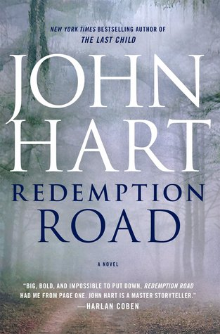 cover Redemption Road