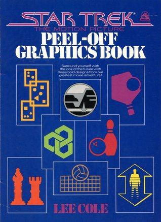 Star Trek The Motion Picture Peel-Off Graphics Book EPUB