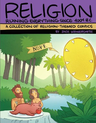 RELIGION by Zach Weiner
