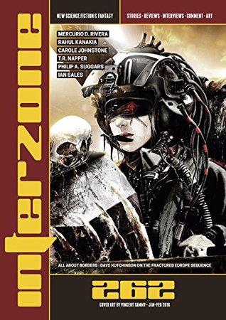 Interzone 262, January-February 2016 (Interzone, #262)