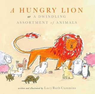 A Very Hungry Lion...