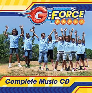 Vacation Bible School (VBS) 2015 G-Force Complete Music CD: God's Love in Action (G-Force (Vbs))