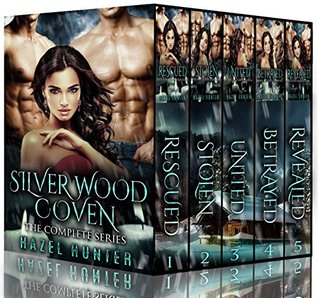 Silver Wood Coven; Box Set (Silver Wood Coven, #1 To #5)