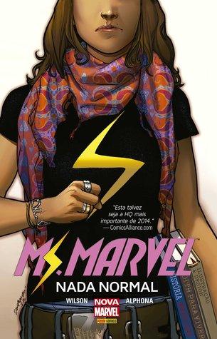 Ms. Marvel, Vol. 1: Nada Normal