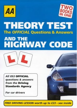 """AA Theory Test: With the """"Highway Code"""" (AA Driving Test Series)"""