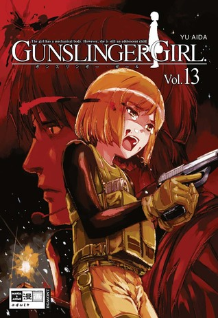 Gunslinger Girl 13 (Gunslinger Girl #13)