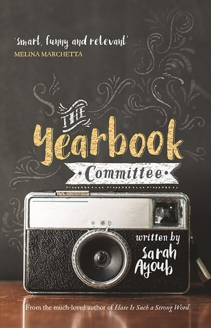 Image result for the yearbook committee sarah ayoub banner
