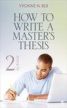 How to Write a Ma...