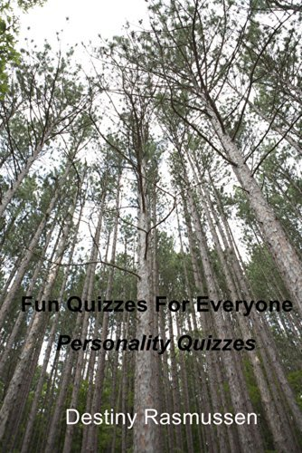 Fun Quizzes For Everyone: Personality Quizzes