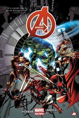 Avengers by Jonathan Hickman, Volume 3