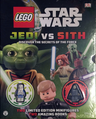 LEGO® Star Wars Jedi vs Sith (2 limited edition minifigures + 2 amazing books)