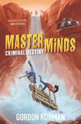Criminal Destiny (Masterminds, #2)