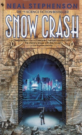 Charlotte Geeks book club selection for May: Snow Crash by Neal Stephenson