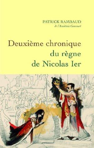 Chronique Du Regne De Nicolas Ier (French Edition)