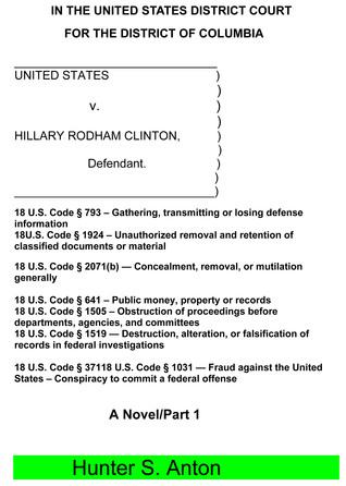 United States v. Hillary Rodham Clinton