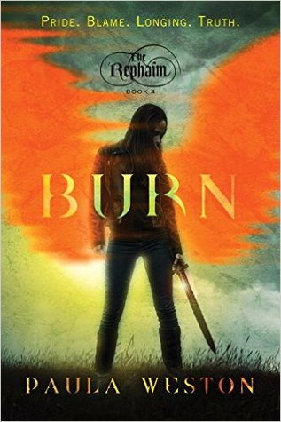 Burn (The Rephaim, #4)