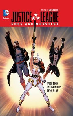 Justice League Gods and Monsters Episode 1