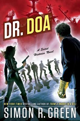 Book Review: Dr. DOA by Simon R. Green